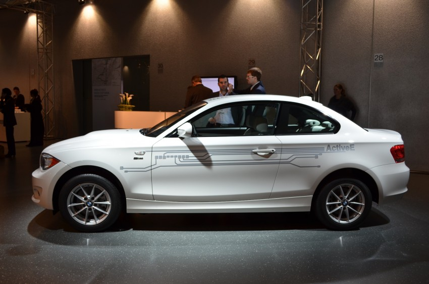 DRIVEN: BMW ActiveE, an electric 1-Series coupe Image #72442