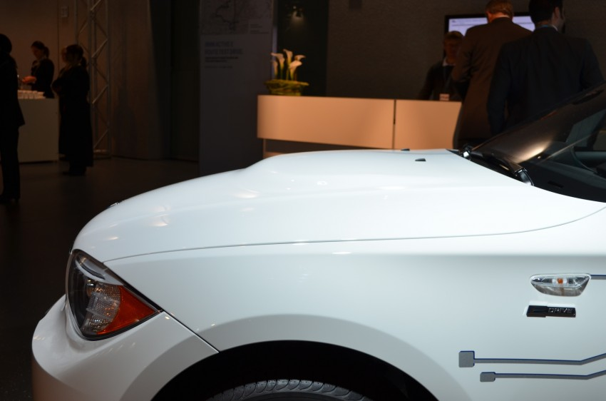 DRIVEN: BMW ActiveE, an electric 1-Series coupe Image #72443