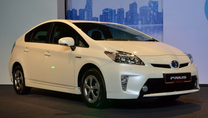 Facelifted Toyota Prius is here – RM139,900 to RM145,500 Image #88909