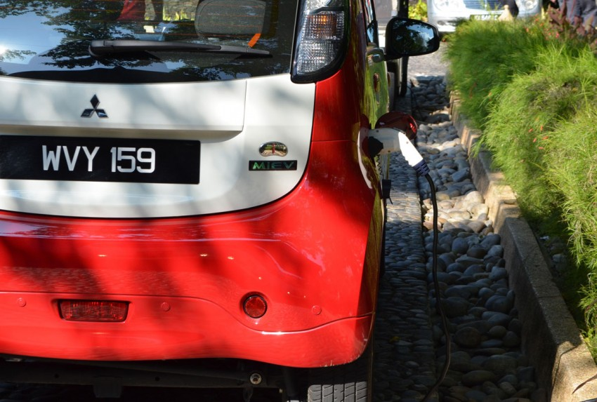Mitsubishi i-MiEV Eco Tourism Pilot Demo Program at Four Seasons Resort, Langkawi Image #89393