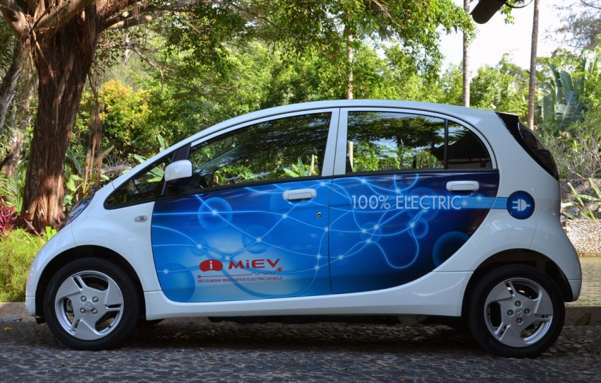 Mitsubishi i-MiEV Eco Tourism Pilot Demo Program at Four Seasons Resort, Langkawi Image #89399