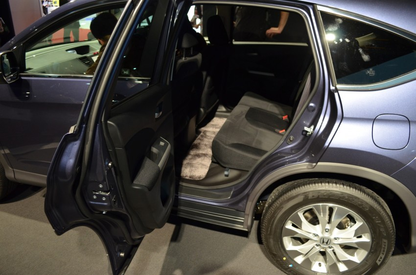Tokyo 2011 live: Fourth-generation Honda CR-V SUV Image #78405
