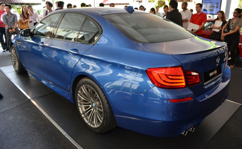 BMW Malaysia launches F10 M5 and new Z4 variants Image #90699