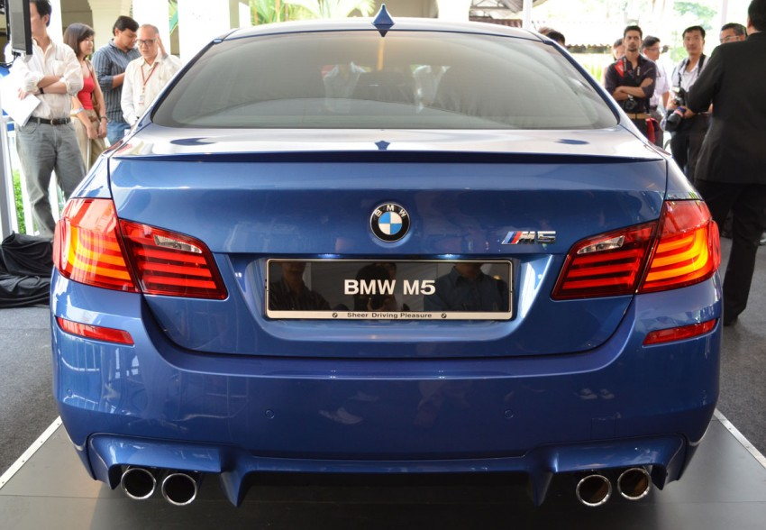 BMW Malaysia launches F10 M5 and new Z4 variants Image #90700