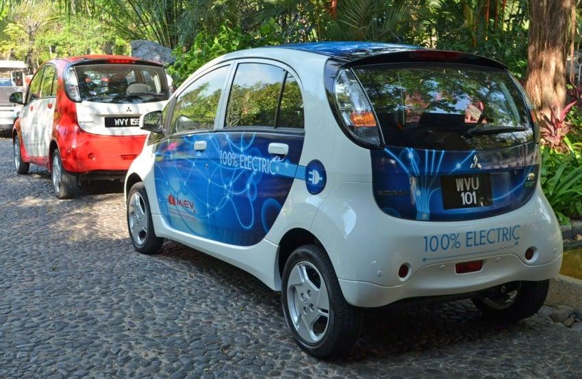 Mitsubishi i-MiEV Eco Tourism Pilot Demo Program at Four Seasons Resort, Langkawi Image #89407