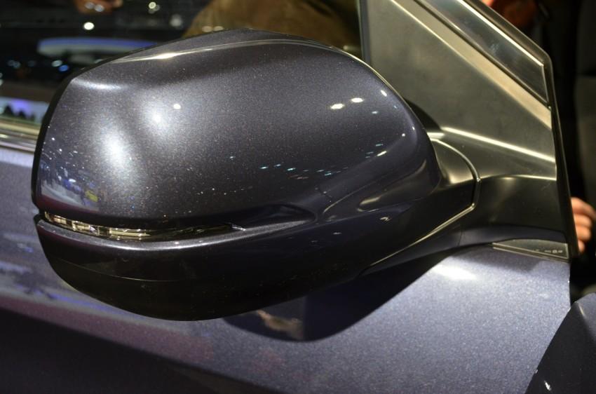 Tokyo 2011 live: Fourth-generation Honda CR-V SUV Image #78411