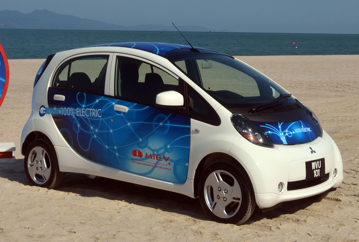 Mitsubishi i-MiEV Eco Tourism Pilot Demo Program at Four ...