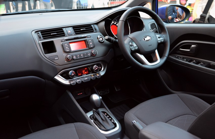 Kia Rio launched – 1.4 EX and SX, RM74k-RM80k Image #151761