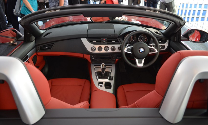 BMW Malaysia launches F10 M5 and new Z4 variants Image #90736