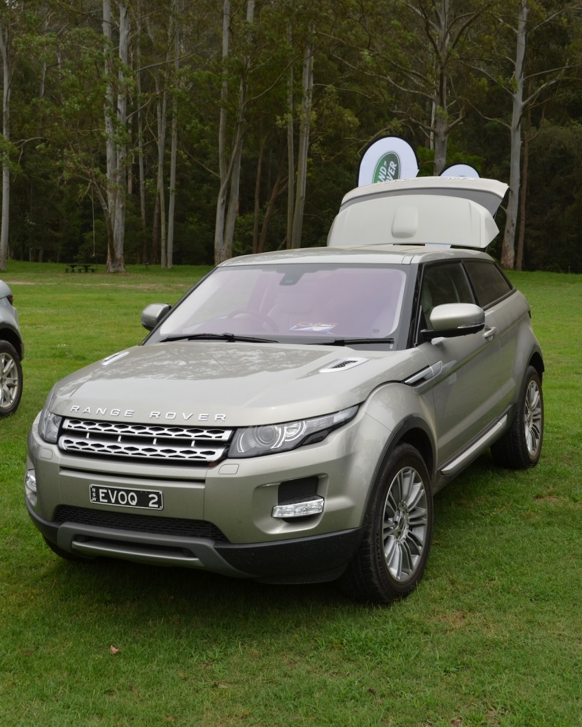 Range Rover Evoque Test Drive Review in Sydney Image #77199