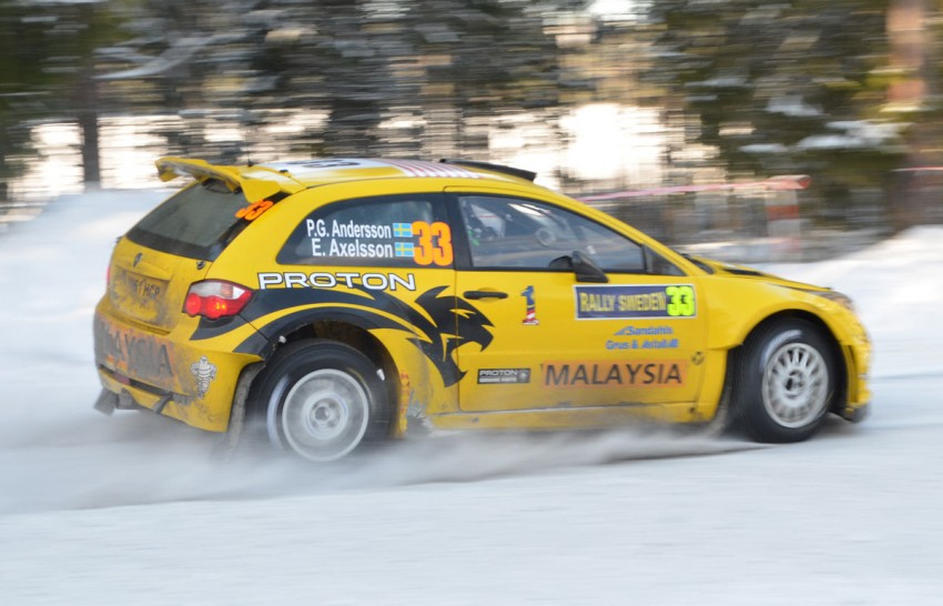Proton targets SWRC victory at Rally New Zealand Image #113831