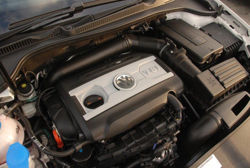 Volkswagen Golf GTI Mk6 Test Drive Review Image #124390
