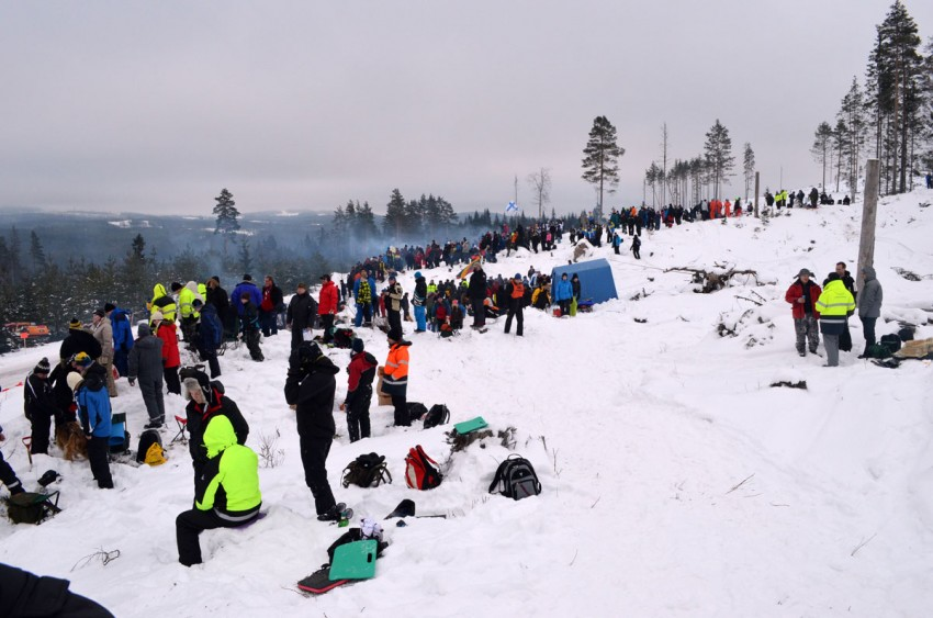 LIVE from Rally Sweden: Ex teammates Hirvonen and Latvala duel at the top, PG Andersson still leading S-WRC Image #87049