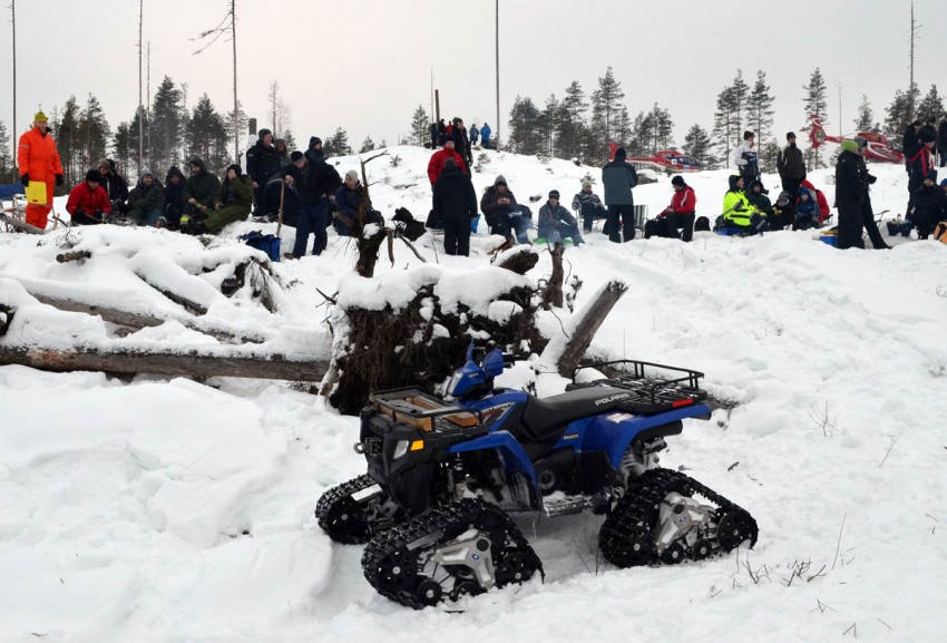 LIVE from Rally Sweden: Ex teammates Hirvonen and Latvala duel at the top, PG Andersson still leading S-WRC Image #87051