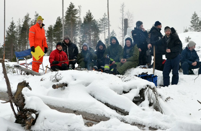 LIVE from Rally Sweden: Ex teammates Hirvonen and Latvala duel at the top, PG Andersson still leading S-WRC Image #87052