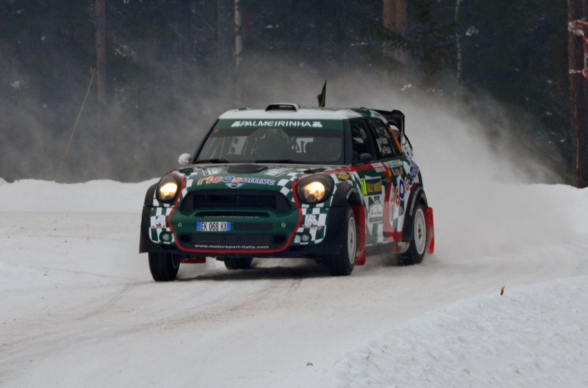 LIVE from Rally Sweden: Ex teammates Hirvonen and Latvala duel at the top, PG Andersson still leading S-WRC Image #87053