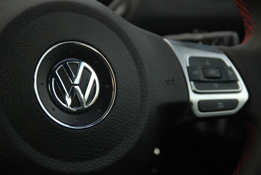 Volkswagen Golf GTI Mk6 Test Drive Review Image #124382