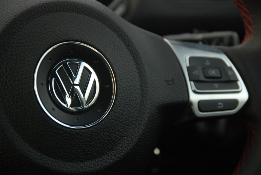 Volkswagen Golf GTI Mk6 Test Drive Review Image #155735