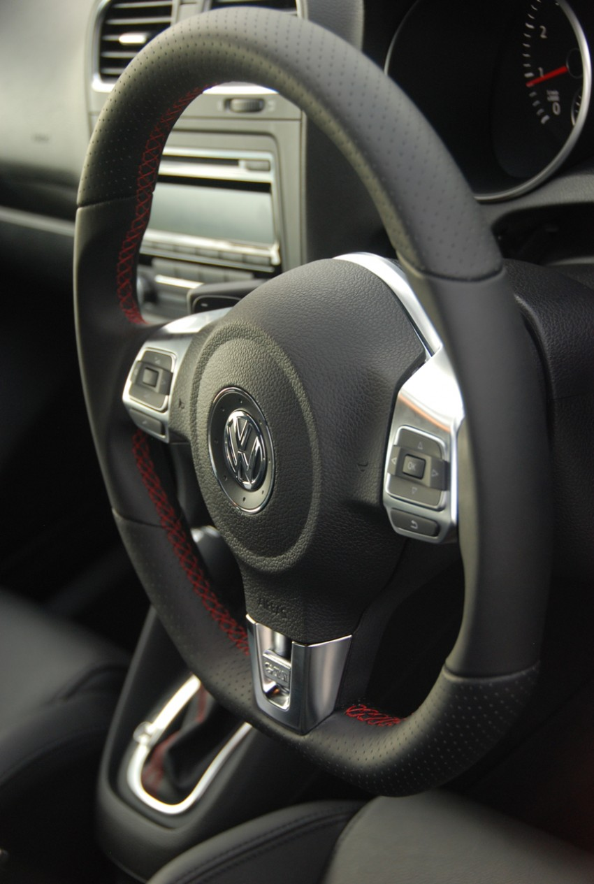 Volkswagen Golf GTI Mk6 Test Drive Review Image #155734