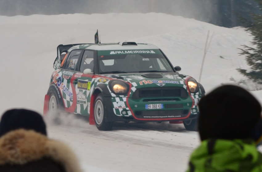 LIVE from Rally Sweden: Ex teammates Hirvonen and Latvala duel at the top, PG Andersson still leading S-WRC Image #87054