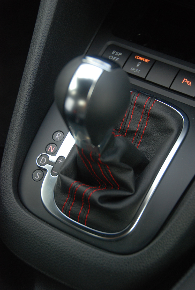 Volkswagen Golf GTI Mk6 Test Drive Review Image #124384