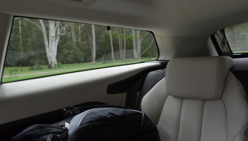Range Rover Evoque Test Drive Review in Sydney Image #77201