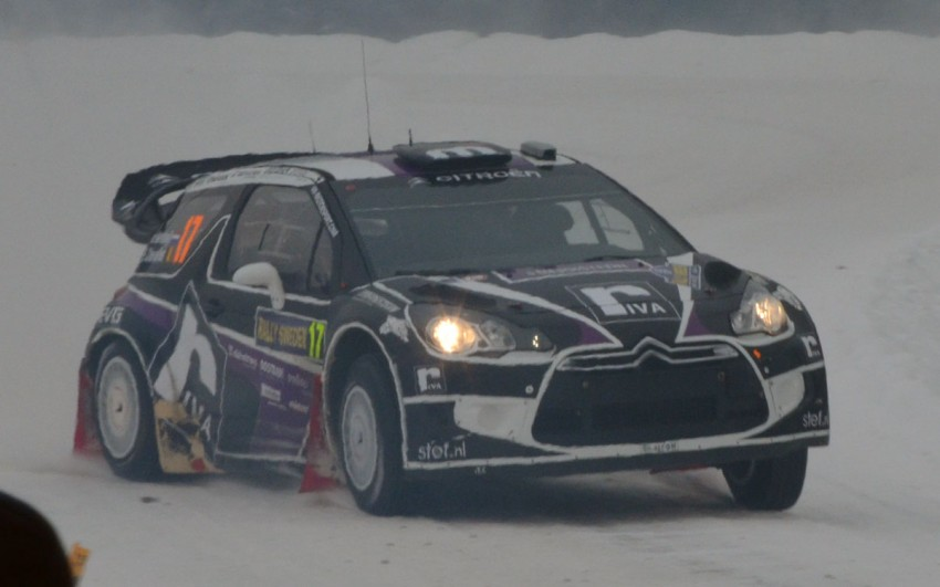 LIVE from Rally Sweden: Ex teammates Hirvonen and Latvala duel at the top, PG Andersson still leading S-WRC Image #87058