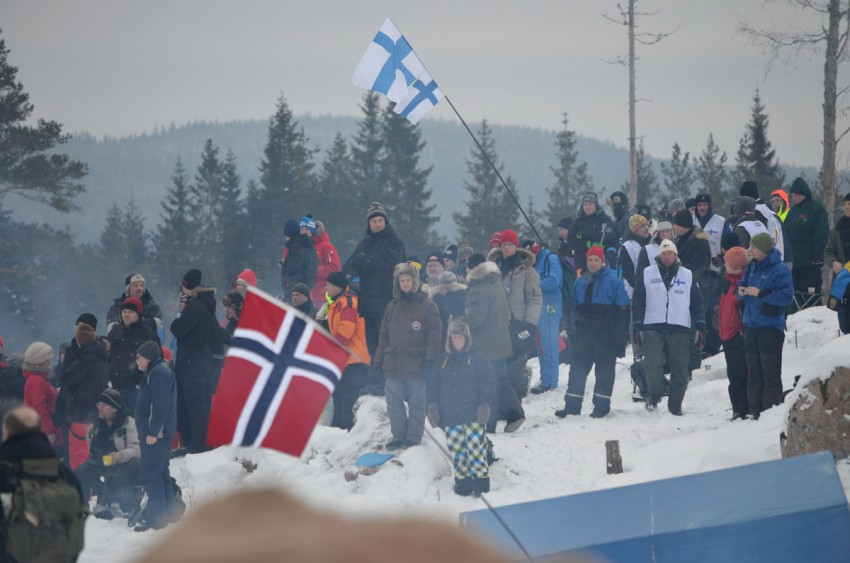 LIVE from Rally Sweden: Ex teammates Hirvonen and Latvala duel at the top, PG Andersson still leading S-WRC Image #87059