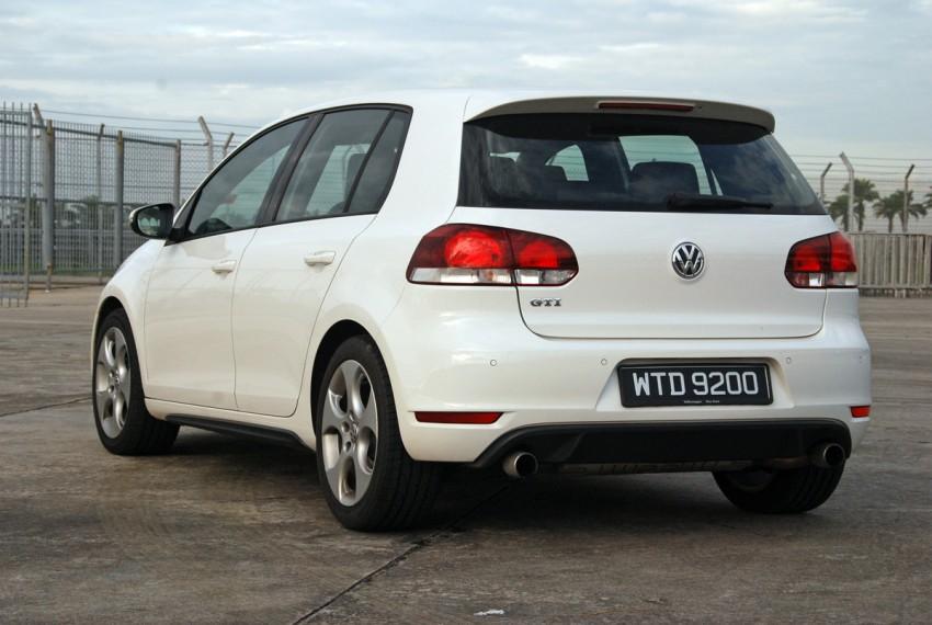 Volkswagen Golf GTI Mk6 Test Drive Review Image #124381