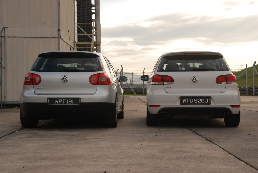 Volkswagen Golf GTI Mk6 Test Drive Review Image #124378