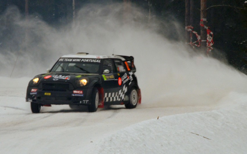 LIVE from Rally Sweden: Ex teammates Hirvonen and Latvala duel at the top, PG Andersson still leading S-WRC Image #87061