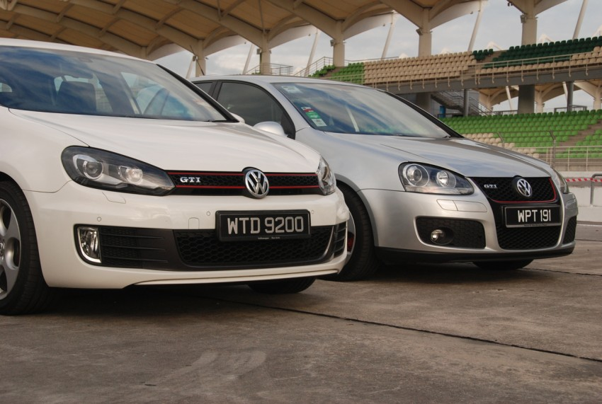 Volkswagen Golf GTI Mk6 Test Drive Review Image #124375