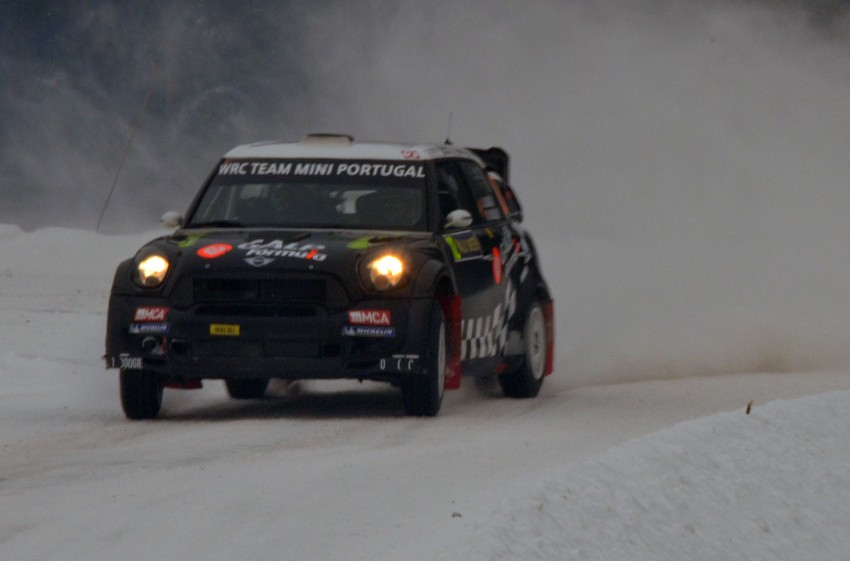 LIVE from Rally Sweden: Ex teammates Hirvonen and Latvala duel at the top, PG Andersson still leading S-WRC Image #87062
