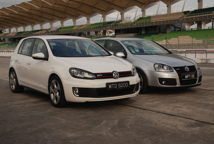 Volkswagen Golf GTI Mk6 Test Drive Review Image #155728