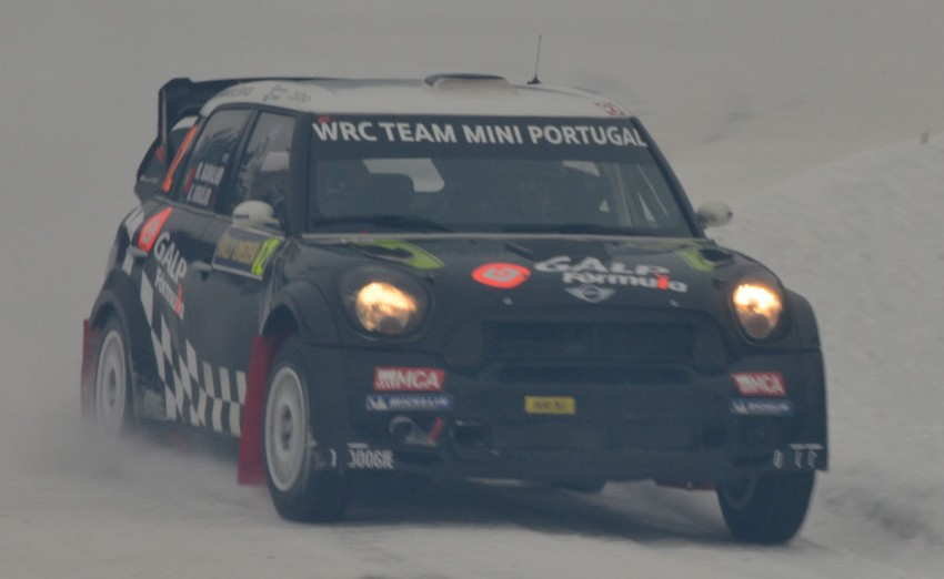 LIVE from Rally Sweden: Ex teammates Hirvonen and Latvala duel at the top, PG Andersson still leading S-WRC Image #87063