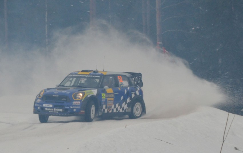 LIVE from Rally Sweden: Ex teammates Hirvonen and Latvala duel at the top, PG Andersson still leading S-WRC Image #87068
