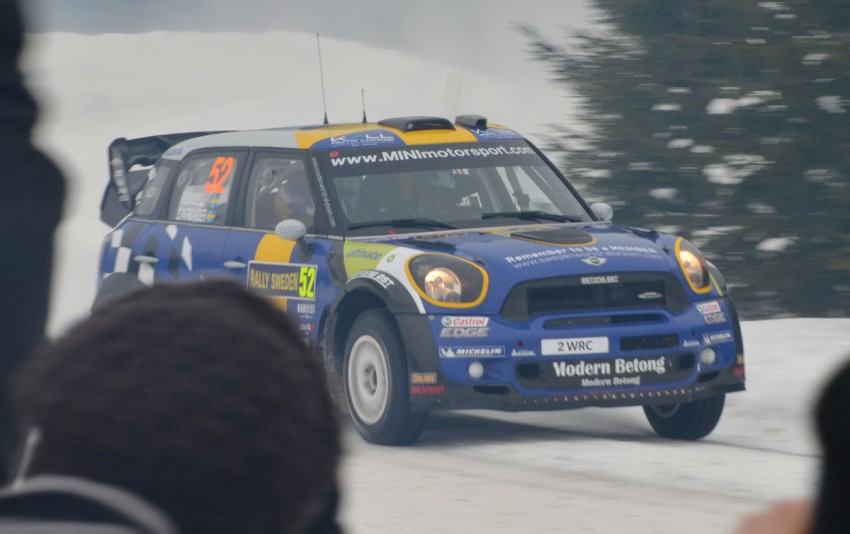 LIVE from Rally Sweden: Ex teammates Hirvonen and Latvala duel at the top, PG Andersson still leading S-WRC Image #87069