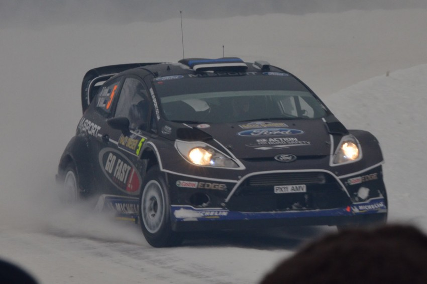 LIVE from Rally Sweden: Ex teammates Hirvonen and Latvala duel at the top, PG Andersson still leading S-WRC Image #87071
