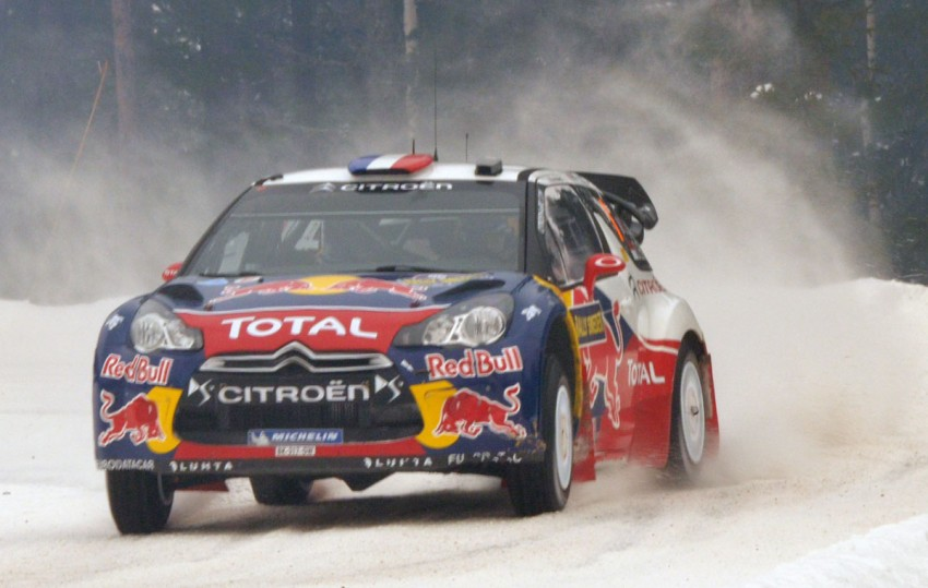 LIVE from Rally Sweden: Ex teammates Hirvonen and Latvala duel at the top, PG Andersson still leading S-WRC Image #87072