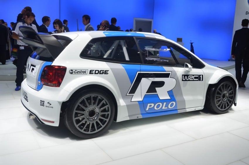 Volkswagen Polo R WRC – 300 horsepower rally car Image #69555