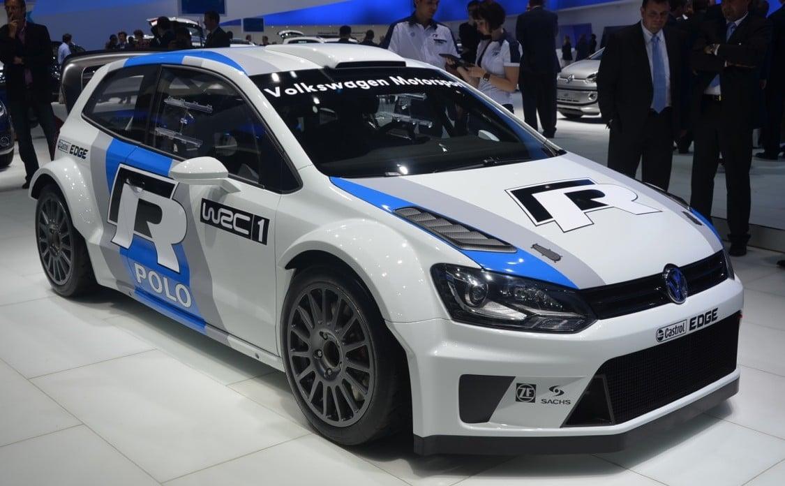 Rally Car Racing Terms