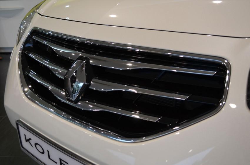 Renault Koleos facelift arrives – RM224k Image #110827