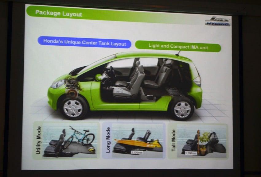 Interview with Shingo Nagamine, Large Project Leader of the Honda Jazz Hybrid Image #93380