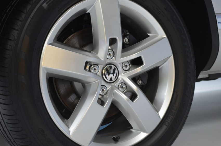 Volkswagen Touareg TDI launched, VGM's first diesel entry – 3.0L V6, 245 PS, 550 Nm, RM488,888 Image #139059