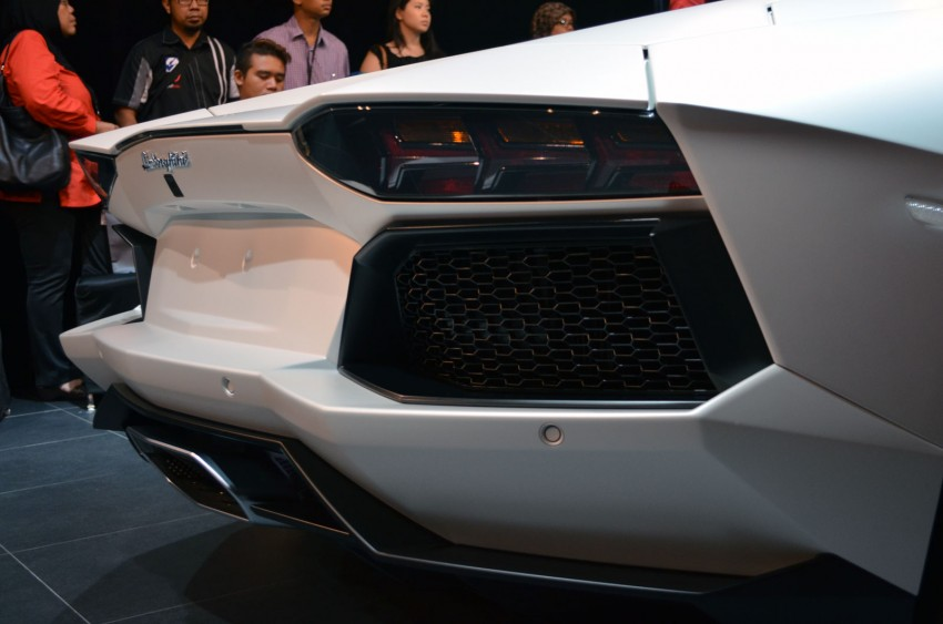 Lamborghini Aventador LP700-4 Roadster previewed in Malaysia – 18 months wait list, from RM3 million Image #142070