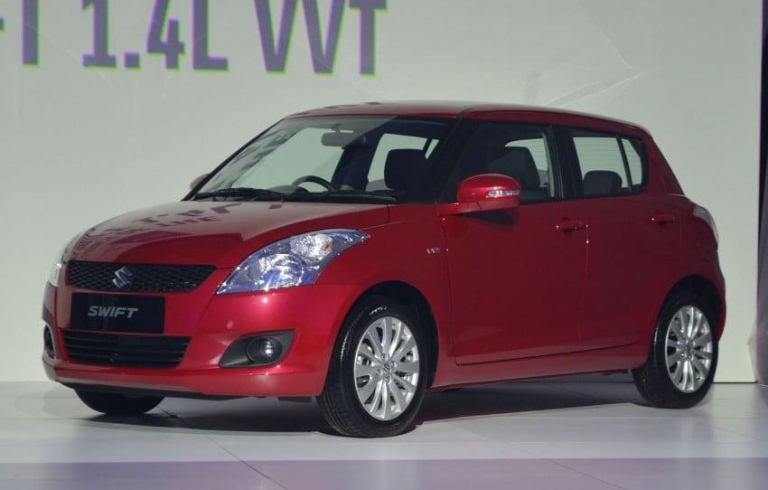 Suzuki Swift – third-gen launched, RM78k-RM83k Image #148962