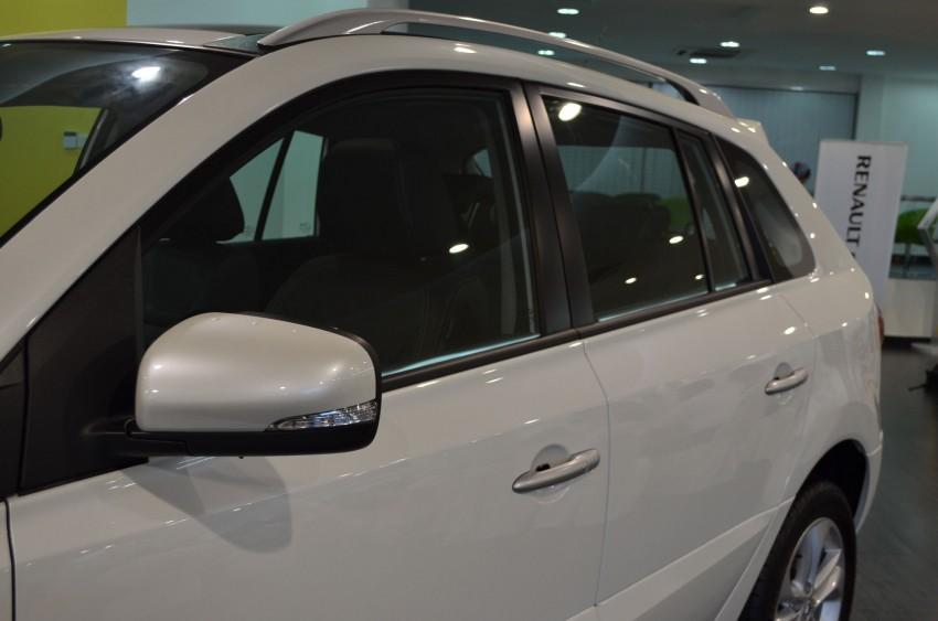 Renault Koleos facelift arrives – RM224k Image #110831