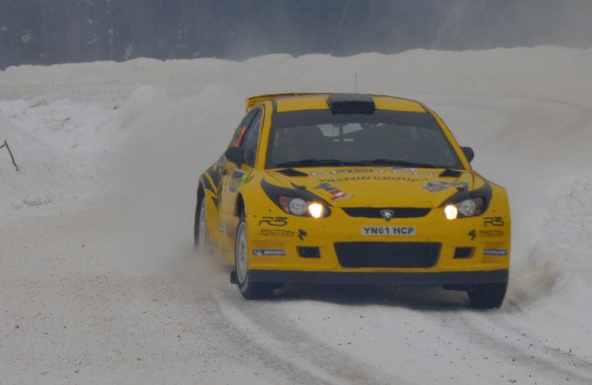 LIVE from Rally Sweden: Ex teammates Hirvonen and Latvala duel at the top, PG Andersson still leading S-WRC Image #87081