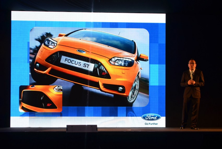 Ford Focus ST – the GTI challenger arrives, RM209k Image #131121