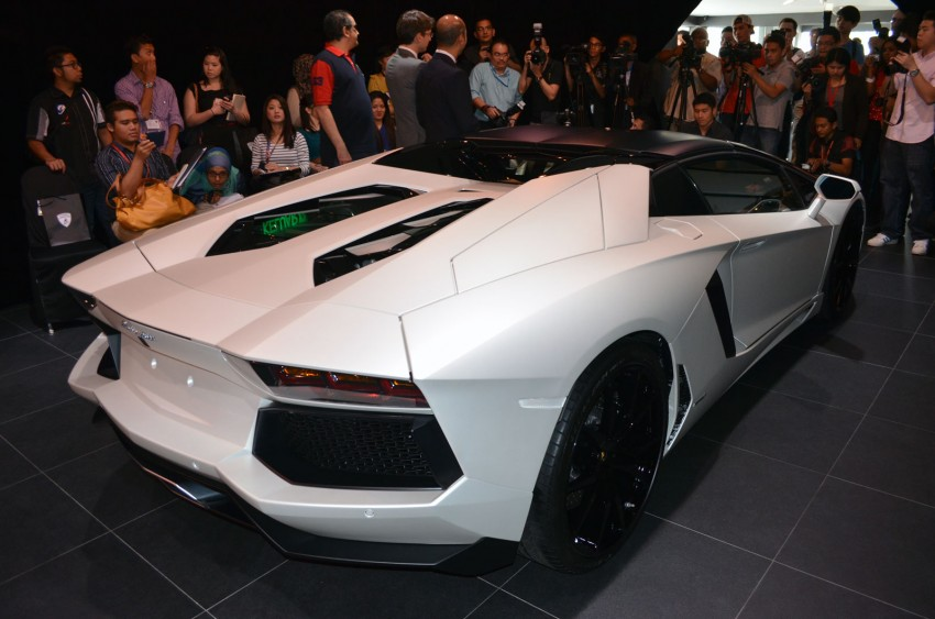 Lamborghini Aventador LP700-4 Roadster previewed in Malaysia – 18 months wait list, from RM3 million Image #142071